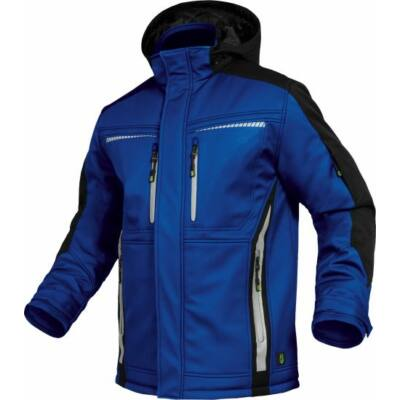 TRIUSO Flex-Line, Softshell kabát királykék/fekete FLEXI20