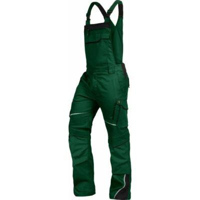 TRIUSO Flex-Line, kertésznadrág zöld/fekete FLEXL21